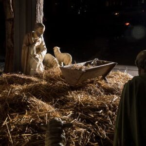 Jesus was born!