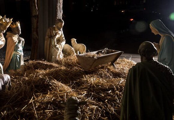 Jesus was born!